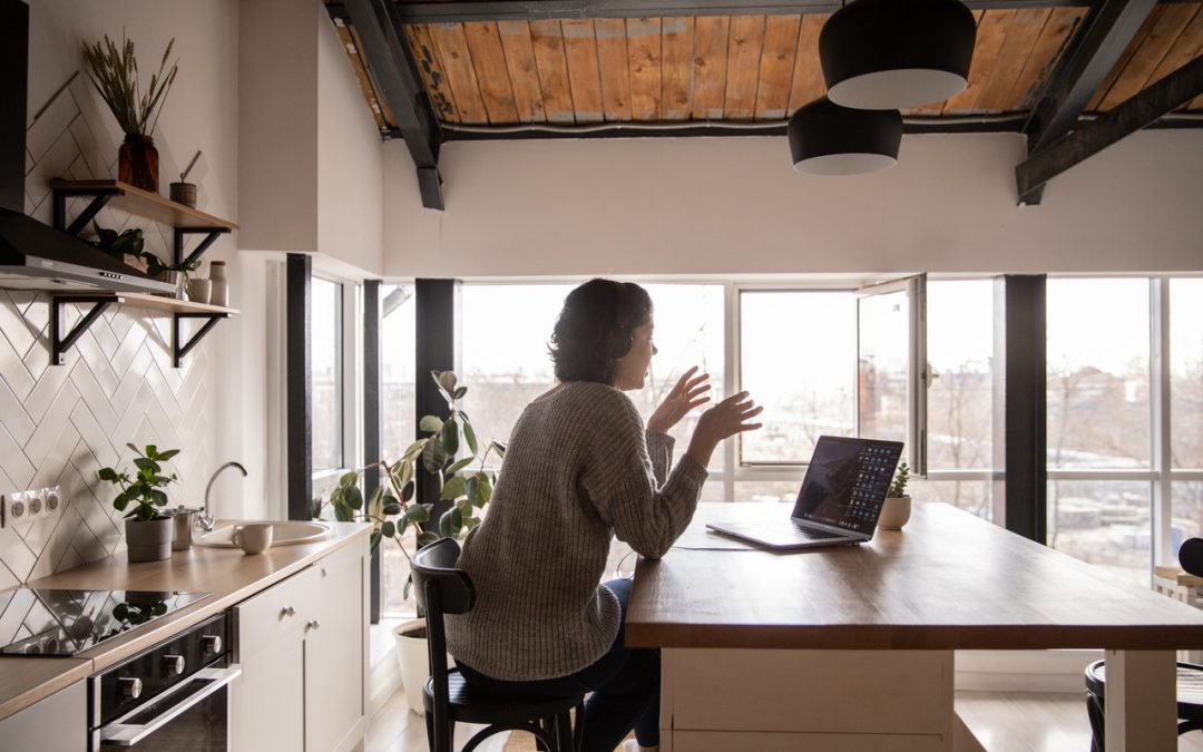 El teletrabajo aumenta el interes por la compra de viviendas fuera de la ciudad